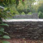 Custom stone work.  Avon, CT